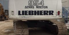 Ερπυστριοφόρος εκσκαφέας LIEBHERR R954CHD LITRONIC