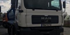 Ανατρεπόμενο φορτηγό MAN 41.413 FFDK